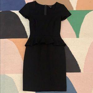 Club Monaco black dress